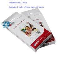 LG Pocket Photo ZINK Photo Paper for Printer PD221 PD233 PD239//330 Sheets