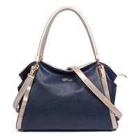 gute qualität handtaschenmarken großhandel-Gute qualität Handtaschen Frauen Taschen Designer Für Frauen Leder Handtasche Marke Damen High-end Weiche Handtaschen Hohe Qualität A802