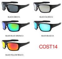 riding cycling glasses بالجملة-10 قطع الرجل تكلفة الدراجات نظارات المرأة في الرياضة القيادة نظارات ركوب الرياح نظارات becah نظارات الشمس 5 ألوان دورب الشحن