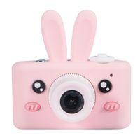 Wholesale mini camera design for sale - Group buy Newly Children Kids Mini Digital Camera HD Video Camcorder Inch Anti Drop Design DC128