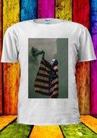 mulheres de colete de bandeira americana venda por atacado-Revolução anônima t-shirt da bandeira americana colete regata das mulheres dos homens unisex 1341 tamanho discout hot new camiseta cor camisa impressão t camisa