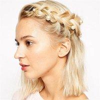 Wholesale spiral hairpin clip resale online - Fashion Silver Gold Alloy Five pointed Star Pearl Spring Hair Accessories Women Girls Spiral Chuck Headwear Hair Clip Hairpin