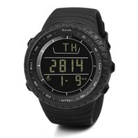 Wholesale pedometer gift for sale – best mens watches top brand luxury Run Step Watch Bracelet Pedometer Calorie Counter Digital LCD Walking Distance Clock Gift