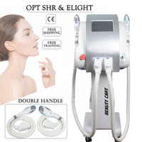 Wholesale laser hair machines for sale for sale - Group buy New Powerful shr hair removal machine for sale IPL Hair Removal System Elight rf professional laser hair removal machine