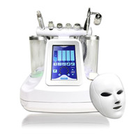 Wholesale bio cleaners for sale - Group buy 7 in bio rf hammer hydro microdermabrasion in water hydra dermabrasion in spa facial skin pore cleaning machine