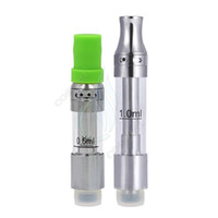 Wholesale touch tanks resale online - Amigo Liberty V9 Tank Ceramic Coils Itsuwa Cartridges No Leak Top Atomizer Thick Oil Bud Touch CE3 O Pen Vape PP Tube A3 G10 Vaporizers