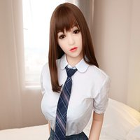 Wholesale chinese sex dolls for men for sale - Group buy Inflatable Semi solid silicone doll sex doll silicone products realistic sex toy chinese supplier sex doll for men