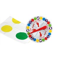 esportes indoor jogos crianças venda por atacado-Divertido jogo de Plataforma Giratória para Crianças para Crianças Indoor Jogo Adulto Esporte Jogo Toy Exercício de Coordenação de Fitness Brinquedo