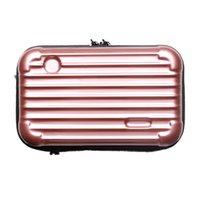 7edfcc6d3 Nueva serie 2019 de 9 bolsas de cosméticos de colores, moda de viaje  portátil, bolsa de almacenamiento multifunción de viaje, bolsa de lavado,  ...