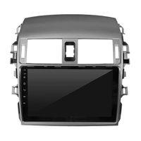 corolla radio gps großhandel-10,1 zoll Reine Android 8.1 Auto DVD Quad Core 16G ROM 1024 * 600 Bildschirm Auto Raio für TOYOTA COROLLA 2007-2013 WIFI SPIEGEL LINK bluetooth