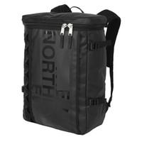 rucksack tasche für sport großhandel-Rucksack Herren Outdoor wasserdichte Sport Fitness Reisetasche mit großer Kapazität Reiserucksack neue Großhandel