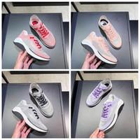 Wholesale fashon bags resale online - Luxury Designer Sneaker Mesh Fabric Ladies Designer Shoes Fashon Women Casual Shoes Luxury Casual Sneaker With Box receipt dust bag
