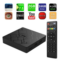 Wholesale HK1 TV BOX Amlogic S905W K HD GB DDR3 GB ROM Smart TV Box G WiFi Media Player for Android