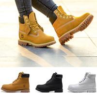 ingrosso scarpe da trekking di qualità-I migliori stivali da uomo firmati Military Women Chestnut Triple Black White Camo Escursionismo in pelle alla caviglia. Scarpe da ginnastica sportive di tendenza taglia 36-45