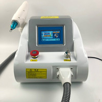 Wholesale touch screen laser tattoo removal machine resale online - 2000MJ Touch screen w Q switched nd yag laser beauty machine tattoo removal Scar Acne removal nm nm nm