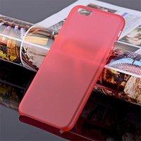 5c renk kutusu toptan satış-iPhone X 8 7 6 5 5C 4 Artı Süper Ultra İnce İnce Pürüzsüz Şeffaf Şeffaf Yumuşak PP 10 Colors Kapak Kılıf için
