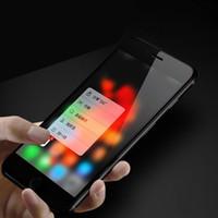 ingrosso iphone vetri temperati-5D vetro temperato per iPhone X XS XS Max XR 8 7 6 6S Inoltre vetro Custodia protettiva in 3D curvo bordo occhiali per l'iphone 6 s più 8plus MC47