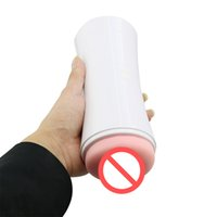 Wholesale hand free aircraft cup resale online - Danceyi modes hands free vibrator pronunciation interactive aircraft cup male masturbation av132