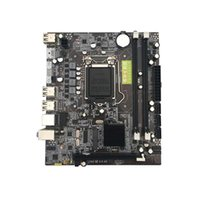 Wholesale 1156 motherboards for sale - Group buy P55 Motherboard DDR3 Double Channel LGA USB2 Channel High Performance Mainboard for Intel Core Generation CPU Platform