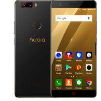 android handy zte großhandel-ZTE Nubia Z17 Borderless 6GB / 8GB RAM 64GB / 128GB ROM Handy Android 7.1 Snapdragon 835 Octa Core 5.5