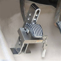 araba debriyajları toptan satış-Yentl Alaşım Çelik Anti-Hırsızlık Kilidi Güvenlik Malzemeleri Cihazı Oto Araba Debriyaj Fren Kilidi Güvenlik Malzemeleri Cihazı Oto