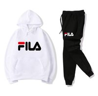 f83dd9d57a 19 SS Classic high quality sports suit Sweat Suits spring Mens Tennis sport  Suits Jacket Hoodies +Pants Sets Sporting Male Suit Hip Hop Sets
