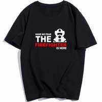 I/'m A Firefighter Dad Like A Regular Dad But Way Cooler White Tee Shirt EMS Hero