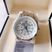 reloj de pulsera para hombre suizo al por mayor-2020 Breitling reloj de lujo para hombre relojes de pulsera de la serie de relojes suizos movimiento automático mechnical