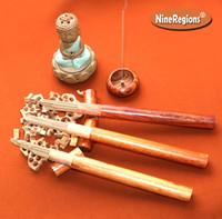 sandelholzstock weihrauch großhandel-72sticks hochwertige natürliche aromatische Mysore sandelholz stick weihrauch indische sandale incienso mit palisander rohr hause duft incenso