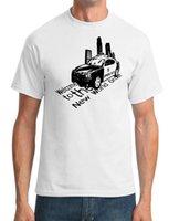 venta de pedidos de ropa al por mayor-Bienvenido a The New World Order Police State - Camiseta de manga corta con estampado de camiseta para hombre TOP TEE Summer Hot Sale