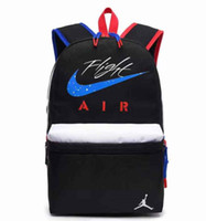 Wholesale professional hiking for sale - Group buy 19ss Air brand basketball Backpacks bags shoulder bag handbag casual professional exerciss bags five colours TQ BXB0377T