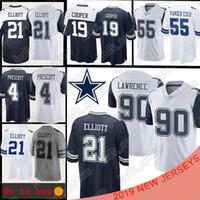 4d9951f7327 Wholesale amari cooper jersey for sale - 21 Ezekiel Elliott Dallas Jerseys  Cowboys DeMarcus Lawrence Dak