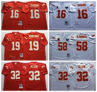 new style a545c dc4b3 Wholesale Chiefs Football Jersey for Resale - Group Buy ...