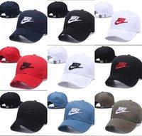 yaz şapkaları erkek toptan satış-2019 Yaz Yeni marka erkek tasarımcı şapka ayarlanabilir beyzbol kapaklar lüks lady moda polo şapka kemik trucker casquette kadınlar nedensel top kap