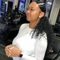 brazilian bakire indian saç toptan satış-8A Insan Saç Uzantıları At Kuyruğu Klipler Atkuyruğu Perulu Malezya Hint Brezilyalı Bakire Remy Sapıkça Kıvırcık Saç Doğal Renk 120g