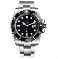 lüks kendinden sargı saatler toptan satış-En lüks Seramik Çerçeve Erkek Mekanik Paslanmaz Çelik Otomatik Hareketi İzle Spor Öz-rüzgar Saatler tasarımcı saatler Kol Saati