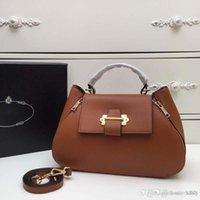 ingrosso marchi di lusso-AAAAA2019 nuova borsa da donna elegante e alla moda, lussuosa borsa di marca di litchi di lusso, borsa di design in pelle, numero: 1818.