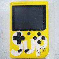 consoles de videogame de arcade venda por atacado-SUP Mini Handheld Game Console de vídeo Jogadores Portáteis 400 EM 1 Jogo CAIXA Colorido Tela LCD Game Player DHL Livre