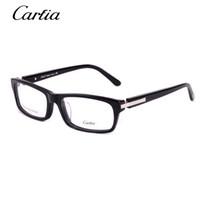 óculos de sol aviador cor de rosa venda por atacado-Luxo-carfia armações de óculos 56mm designer de armações de óculos new arrival prancha óculos ópticos mulheres homens armações para óculos freeshipping