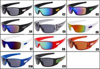 Wholesale cycling online - New Arrival Big Frame Sunglasses Cool Wind Cycling Mirror Sport Outdoor Eyewear Goggles Sunglasses For Men Women Driving Sunglasses