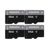 carte mémoire libre sd achat en gros de-Navire rapide SD CARDS 2018ADATA Meilleure vente Réel complet 16 Go 32 Go 64 Go 128 Go TF Carte mémoire flash Classe 10 Adaptateur SD gratuit