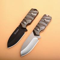 cuchillas de hoja fija de alta calidad al por mayor-