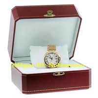 Wholesale watch bracelet size resale online - 7 Color Original Box Luxury Medium size mm Bracelet W69003Z2 W69004Z2 W6920046 WGBB0009 W2BB0012 Mechanical Automatic Mens Women Watches