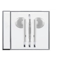 Wholesale white earphones android online – In Ear Earphone Earset headphone Earbuds With mic Volume Control Earphone for iphone X Samsung s6 s7 s8 android phone