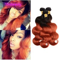Wholesale hair dyed product for sale - Group buy Indian Human Hair Body Wave g piece Virgin Hair Wefts Bundles B Dyed Hair Products b