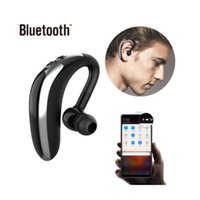 Wholesale hands free microphone for cars for sale - Group buy Waterproof Wireless Earbud Bluetooth Earphone Headset Single Headphone With Microphone Hands Free Call For Car Driver