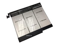 dizüstü bilgisayar pilleri asus toptan satış-Qingying c31n1512 yeni 11.55 v 45wh asus c31n1512 serisi için laptop batarya