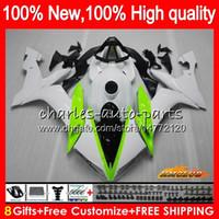 Wholesale frame for yamaha r1 for sale - Group buy Body For YAMAHA YZF R CC YZF YZFR1 HC YZF1000 CC YZF R1 YZF R1 white frame Fairings kit