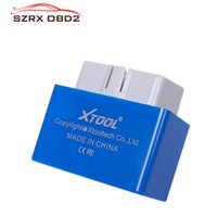 iobd2 xtool großhandel-Original Xtool iOBD2 MFi BT-Diagnose-Tools Stützandroide IOS von Bluetooth Free Software-Update