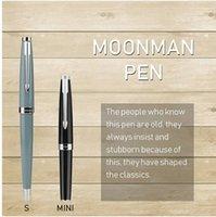 stylo plume livraison gratuite achat en gros de-Ventes chaudes Livraison gratuite en gros 80 80 80 stylo-plume de poche Fine Nib Find Classic Series Pen